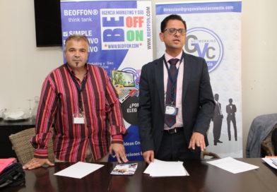Grupo Valencia Conecta y Agencia Beoffon